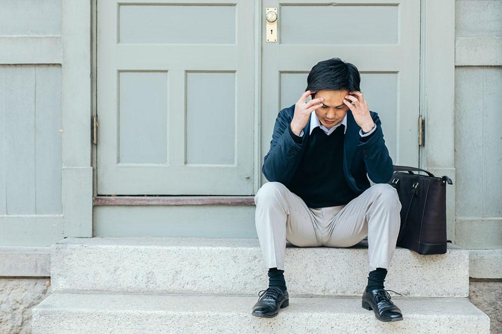 40代でED(勃起障害)になる原因は何?ストレス?加齢?食事?