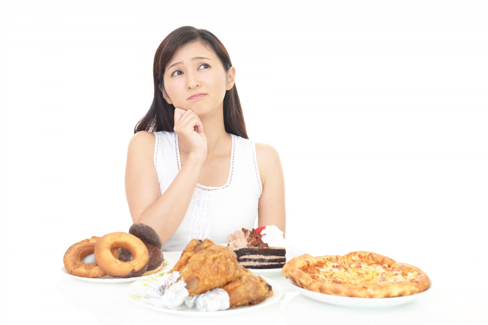 食べ過ぎの原因