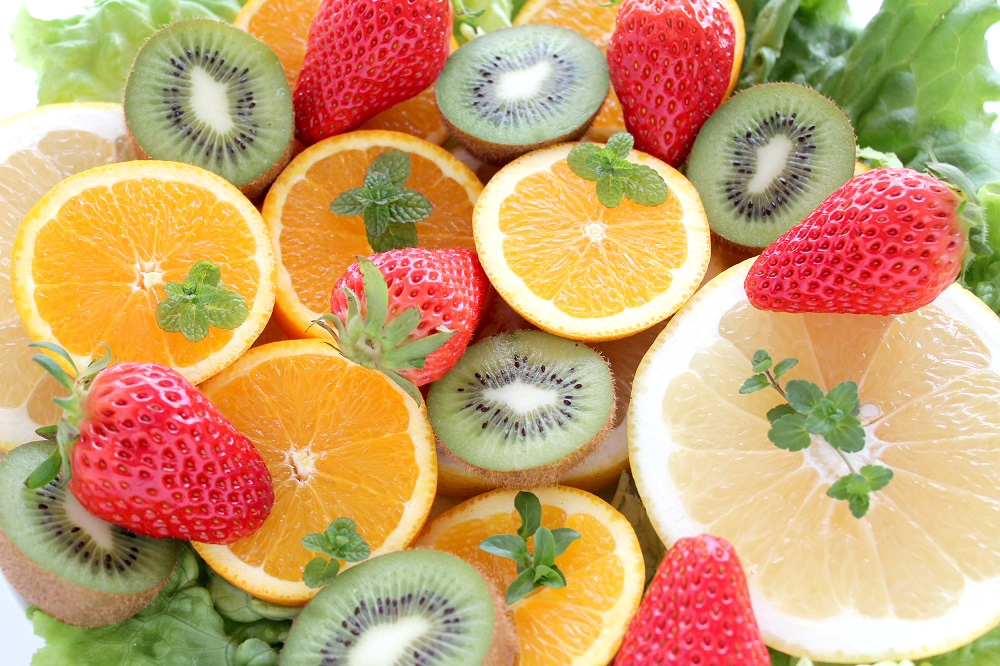 フルーツを利用したダイエット