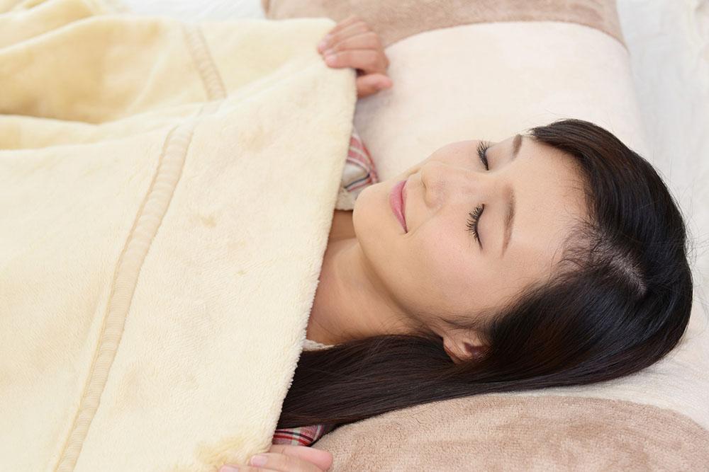 ダイエットの基本⑥ 睡眠で食欲を抑える