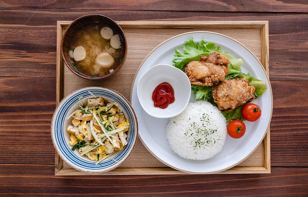 ダイエットの基本③ 3つのお皿を意識