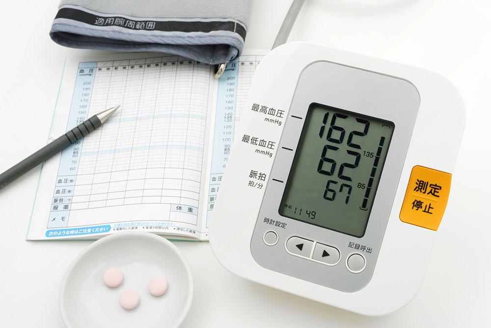 高血圧と降圧剤